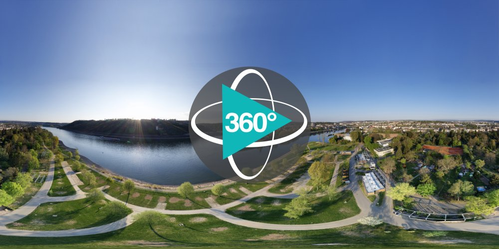 Play '360° - KOBLENZ-VR by KOMPAGNON und DBsonic